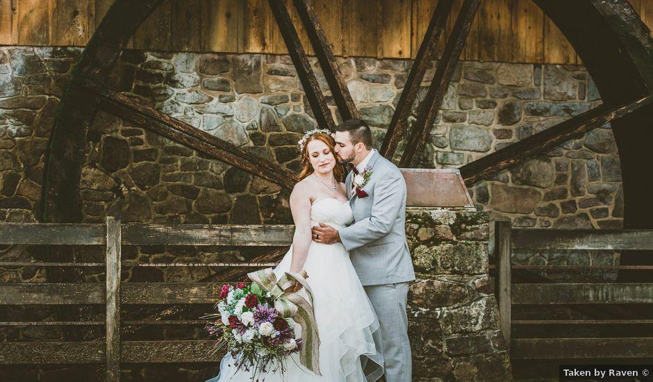Stephen and Lauren's Wedding in New Hope, Pennsylvania