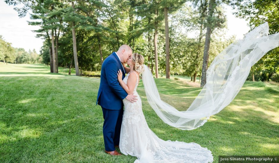 Aaron and Leana's Wedding in Sterling, Massachusetts