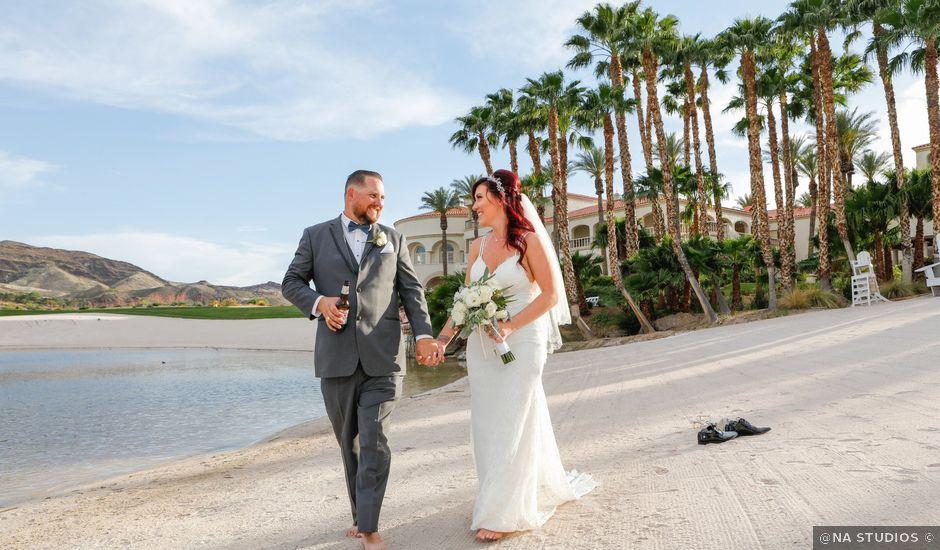 Brad and Brittney's Wedding in Las Vegas, Nevada