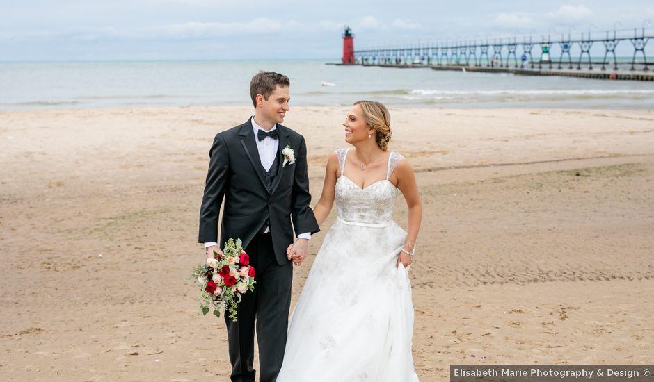 Ann and Dan's Wedding in Saugatuck, Michigan