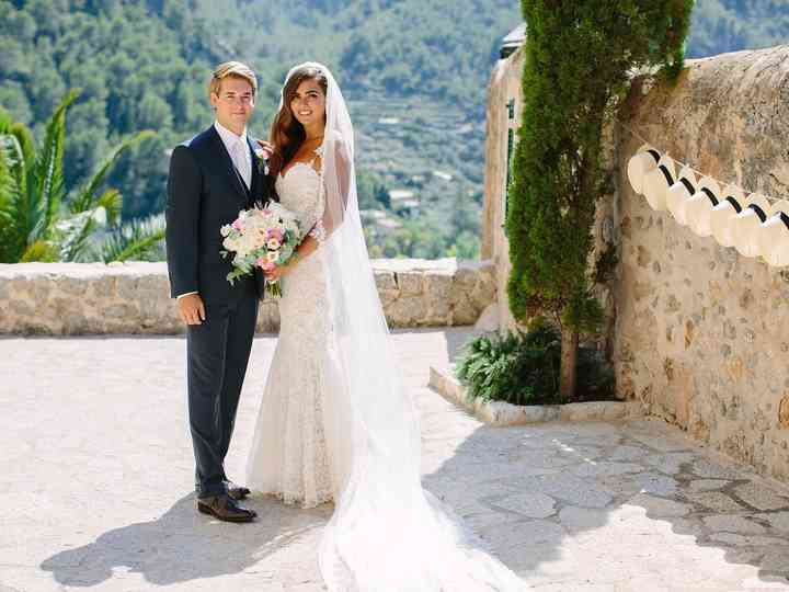 The wedding of Nicola and Jake