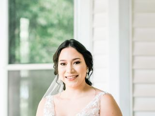 The wedding of Lissette and Joseph 3
