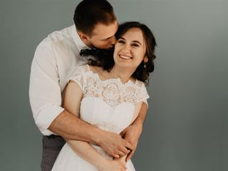 The wedding of Sedrick and Tonya