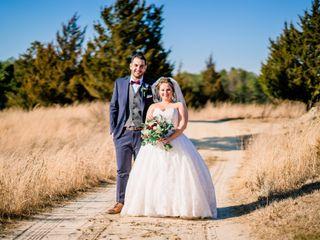 The wedding of Kerri and Brandon
