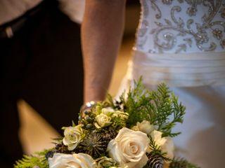 The wedding of Sarah and Mark 3