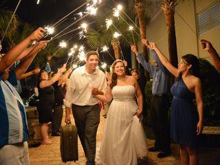 The wedding of Calvin and Mairim 1