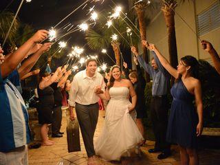The wedding of Calvin and Mairim 3