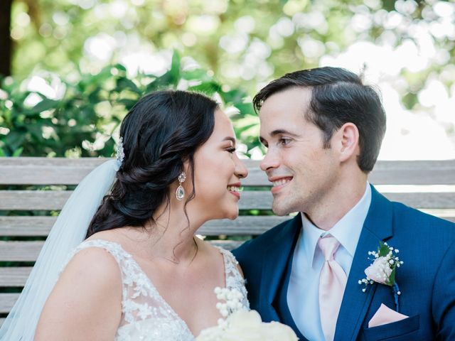 Joseph and Lissette's Wedding in Prattville, Alabama 2