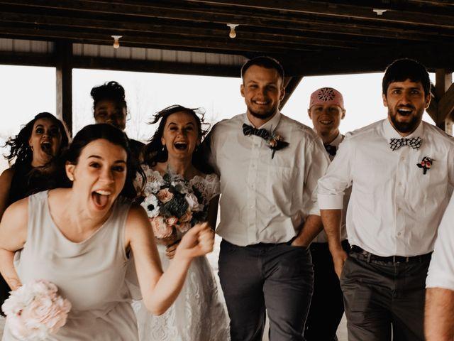 Tonya and Sedrick's Wedding in Sturgis, Michigan 1