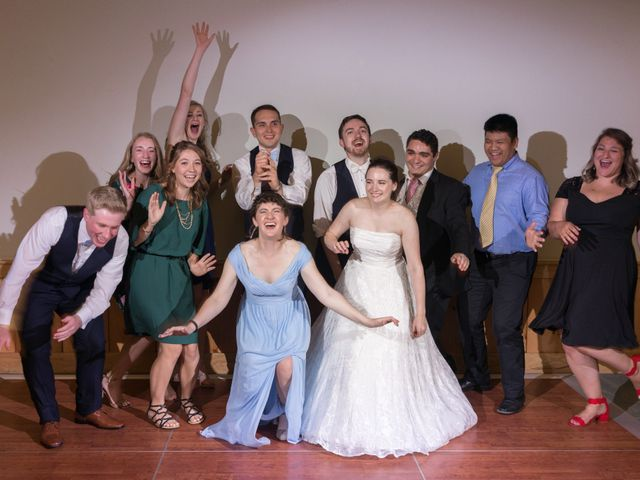 Judy and Michael's Wedding in Concord, New Hampshire 8