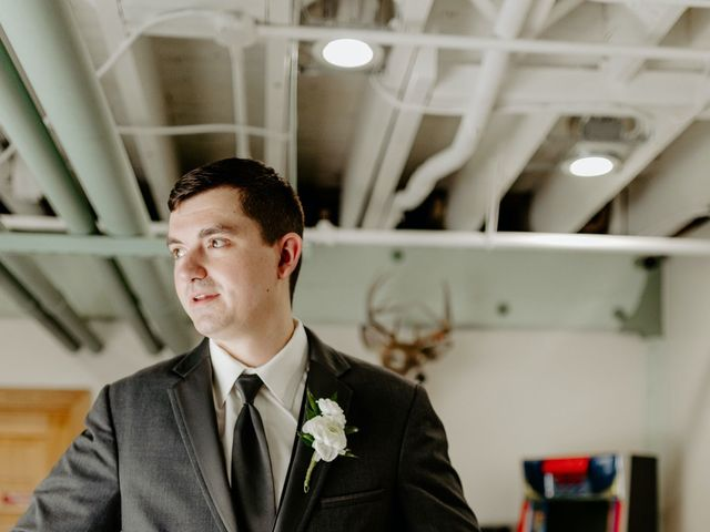 Zach and Hayley's Wedding in Noblesville, Indiana 4