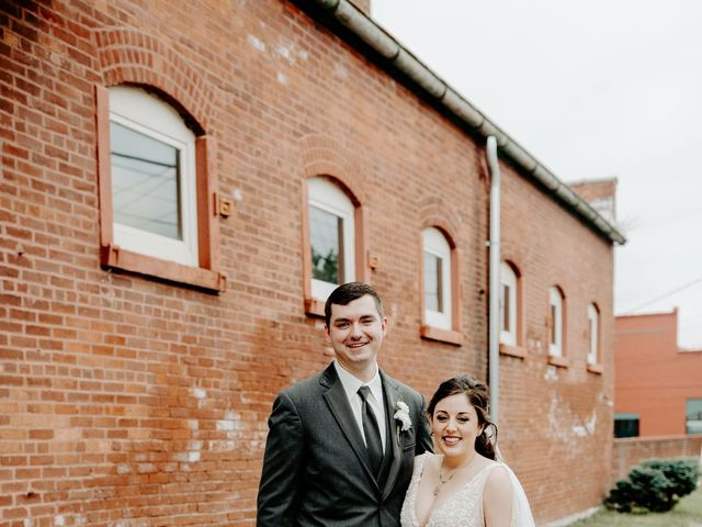 Zach and Hayley's Wedding in Noblesville, Indiana 6