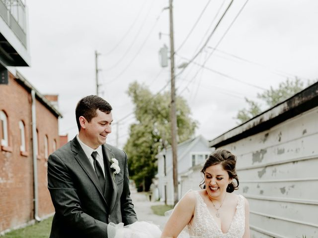 Zach and Hayley's Wedding in Noblesville, Indiana 7