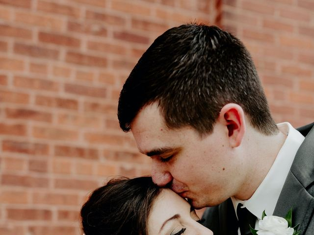 Zach and Hayley's Wedding in Noblesville, Indiana 8