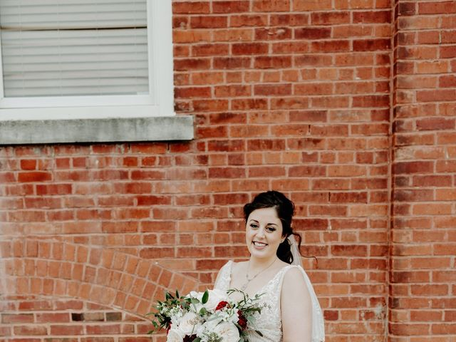 Zach and Hayley's Wedding in Noblesville, Indiana 9