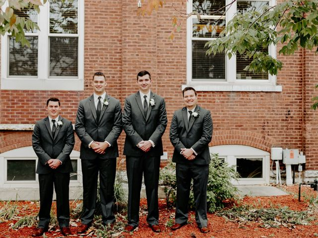 Zach and Hayley's Wedding in Noblesville, Indiana 14