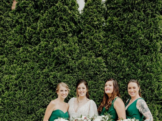 Zach and Hayley's Wedding in Noblesville, Indiana 15