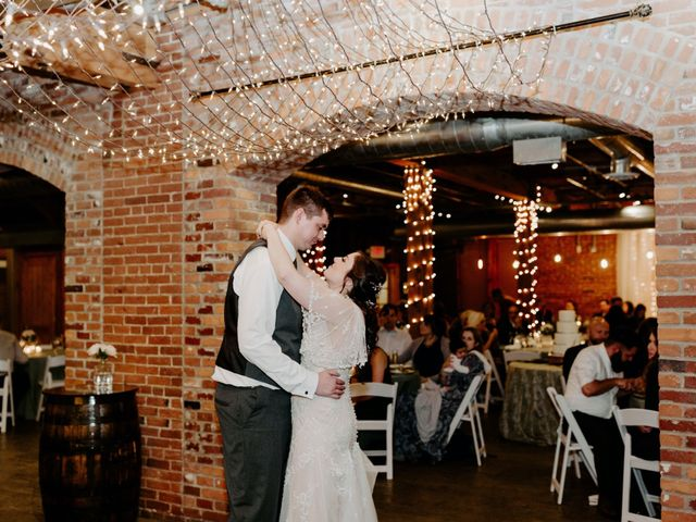 Zach and Hayley's Wedding in Noblesville, Indiana 26