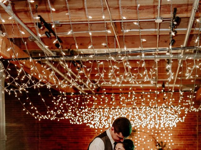 Zach and Hayley's Wedding in Noblesville, Indiana 28