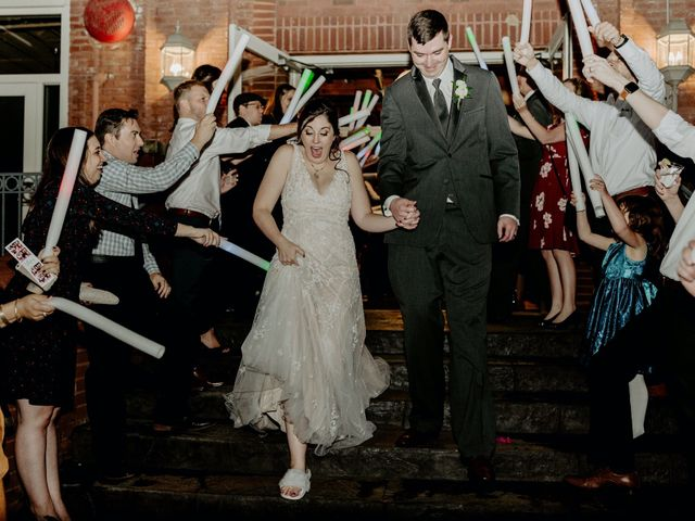 Zach and Hayley's Wedding in Noblesville, Indiana 30