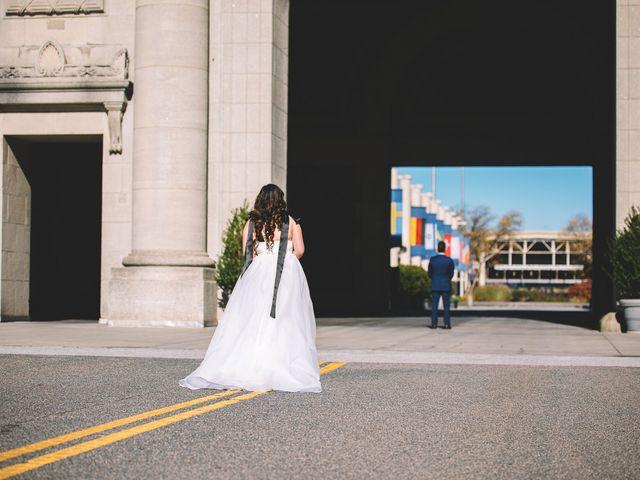 Ramsey and Pam's Wedding in Boston, Massachusetts 38