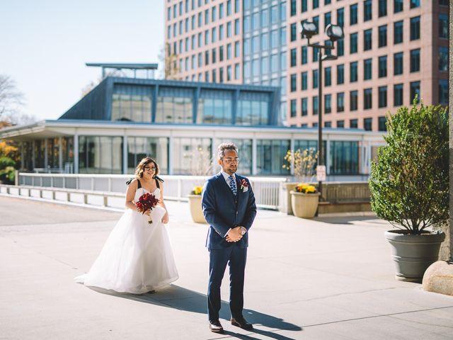 Ramsey and Pam's Wedding in Boston, Massachusetts 39