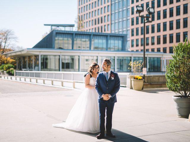 Ramsey and Pam's Wedding in Boston, Massachusetts 40