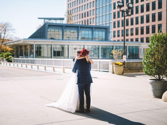 Ramsey and Pam's Wedding in Boston, Massachusetts 43