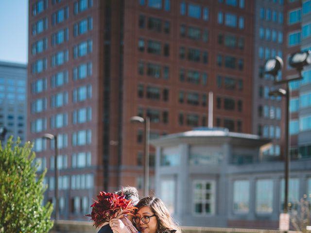 Ramsey and Pam's Wedding in Boston, Massachusetts 46