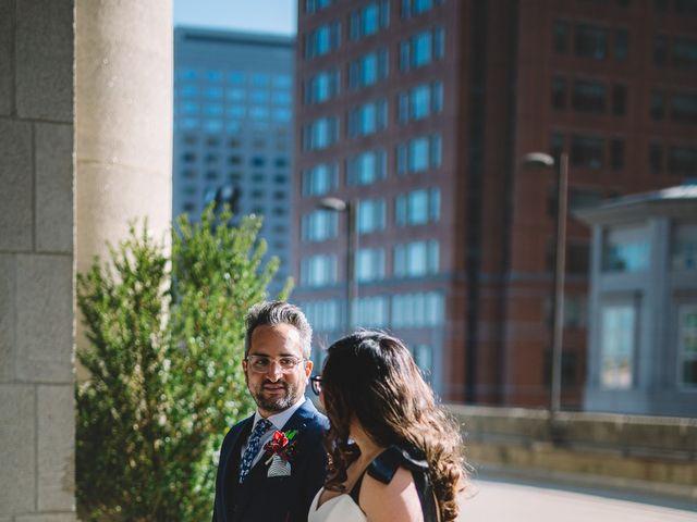 Ramsey and Pam's Wedding in Boston, Massachusetts 50