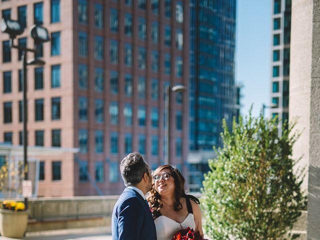 Ramsey and Pam's Wedding in Boston, Massachusetts 51
