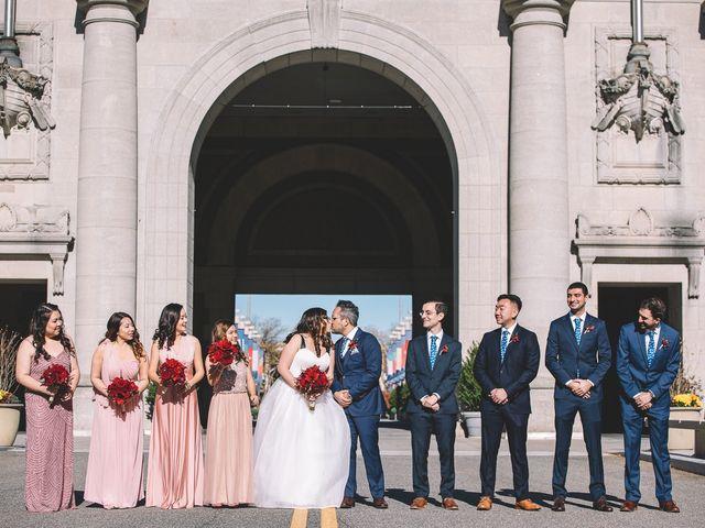 Ramsey and Pam's Wedding in Boston, Massachusetts 63