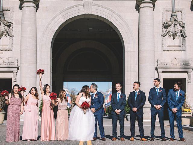 Ramsey and Pam's Wedding in Boston, Massachusetts 64