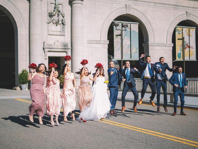 Ramsey and Pam's Wedding in Boston, Massachusetts 66