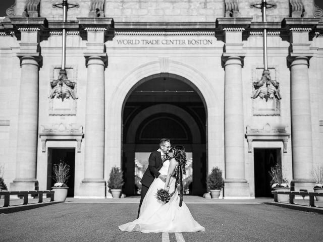 Ramsey and Pam's Wedding in Boston, Massachusetts 80