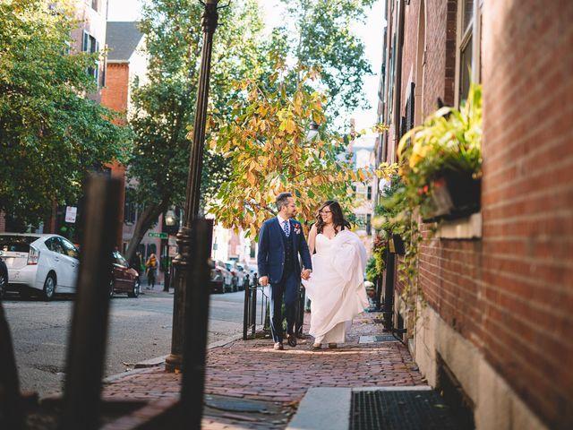 Ramsey and Pam's Wedding in Boston, Massachusetts 86