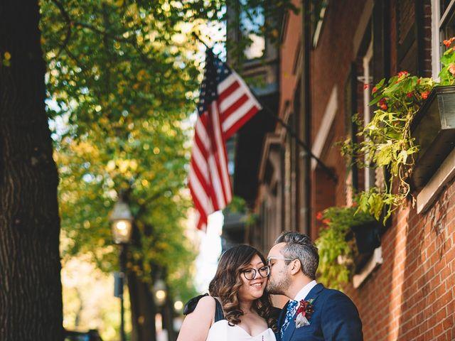 Ramsey and Pam's Wedding in Boston, Massachusetts 88