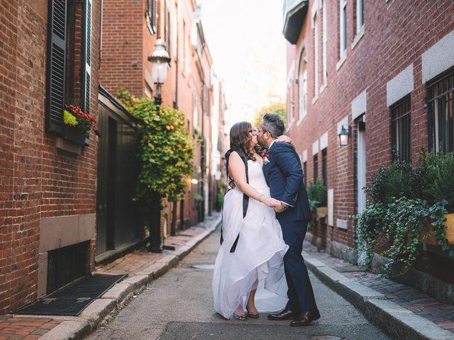 Ramsey and Pam's Wedding in Boston, Massachusetts 92