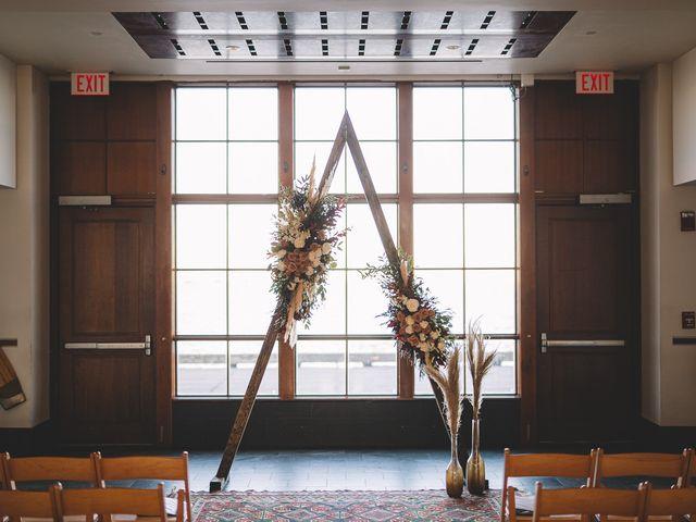 Ramsey and Pam's Wedding in Boston, Massachusetts 98