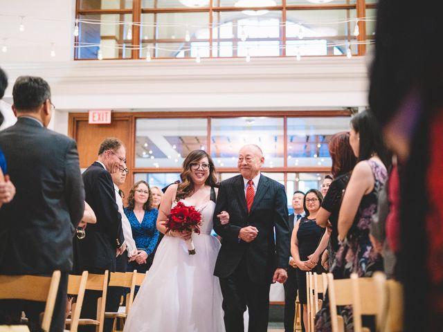 Ramsey and Pam's Wedding in Boston, Massachusetts 104