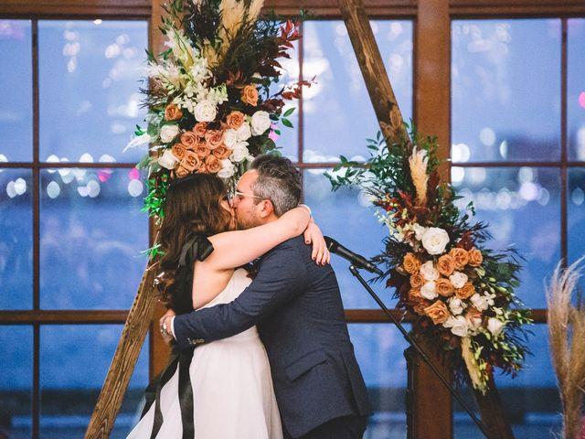 Ramsey and Pam's Wedding in Boston, Massachusetts 109