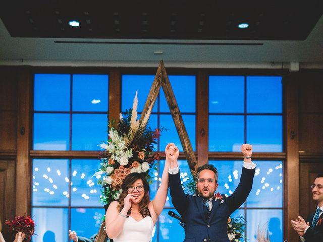 Ramsey and Pam's Wedding in Boston, Massachusetts 111