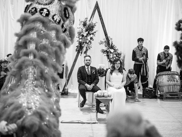 Ramsey and Pam's Wedding in Boston, Massachusetts 126