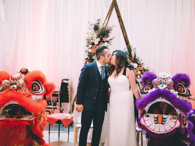 Ramsey and Pam's Wedding in Boston, Massachusetts 130
