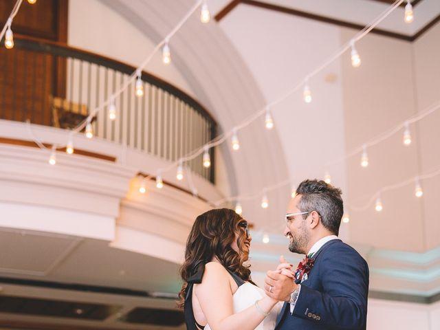 Ramsey and Pam's Wedding in Boston, Massachusetts 132