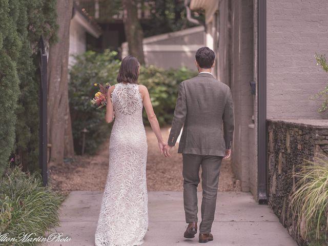 Kristen and Ryan's Wedding in Atlanta, Georgia 11