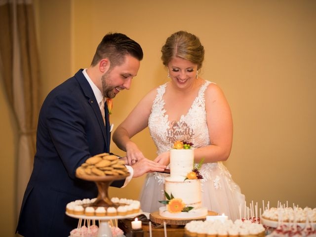Tyler and Rebecca's Wedding in Salem, Oregon 32