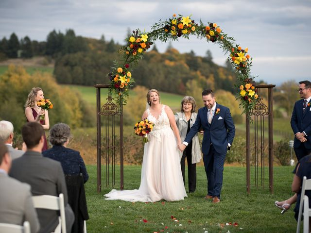 Tyler and Rebecca's Wedding in Salem, Oregon 2