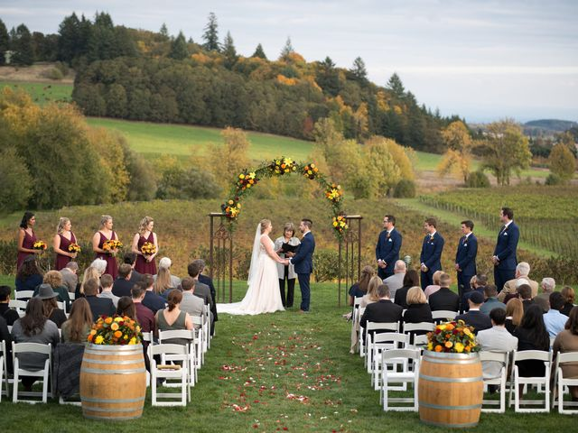 Tyler and Rebecca's Wedding in Salem, Oregon 20