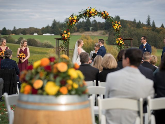 Tyler and Rebecca's Wedding in Salem, Oregon 22